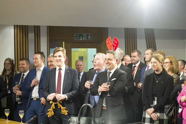 MSPs Christmas Drinks Reception