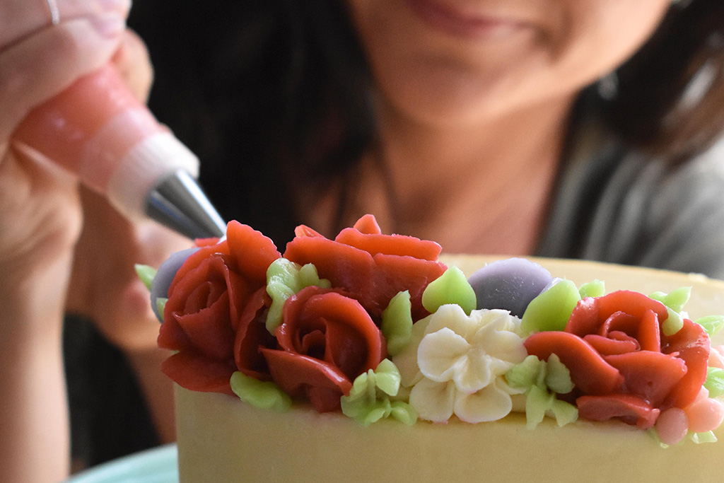 The Art of Cake Decorating