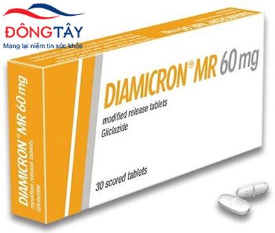 dùng thuốc Diamicron