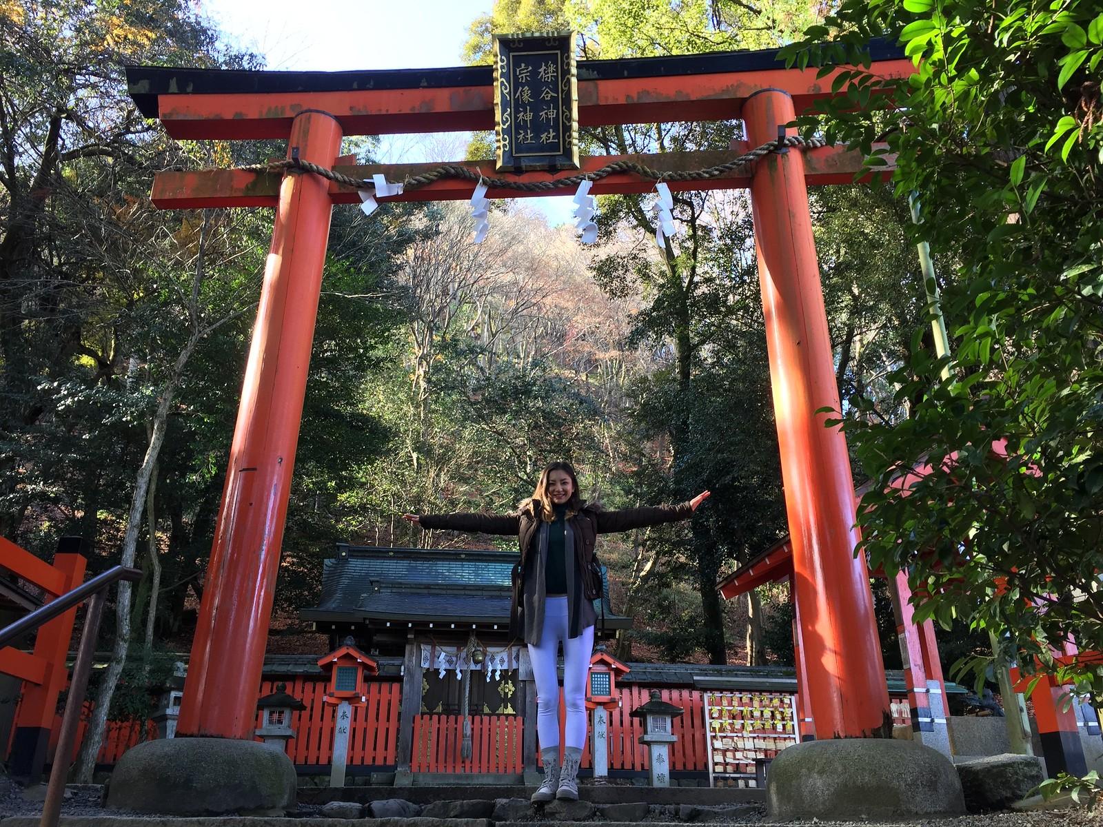 16. Arashiyama