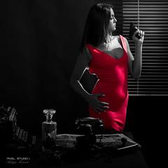Carla - Sin City - Rouge3