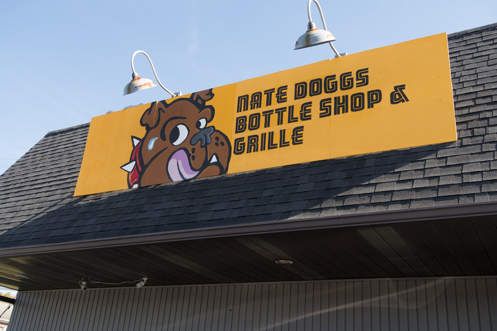 Sign for Nate Doggs