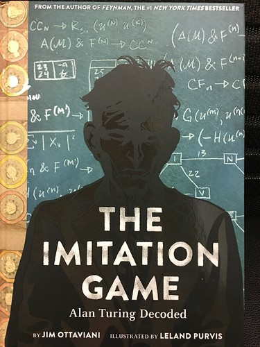 The Imitation Game, by Jim Ottaviani