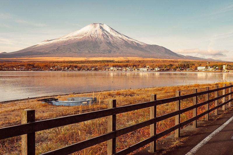 山中湖富士山|Fujisan
