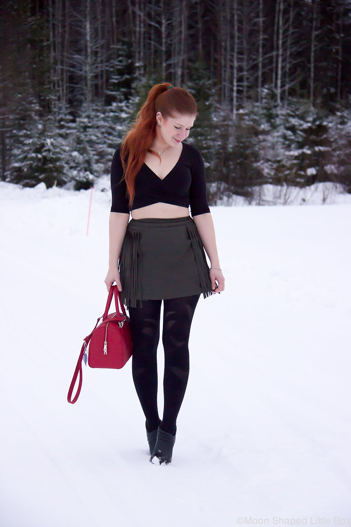 Croptop style, outfit or the day, outfit inspiration