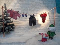 Weihnachts-Schaufenster im KaDeWe 2017