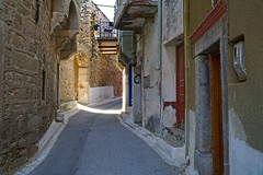 Narrow Streets of Chios