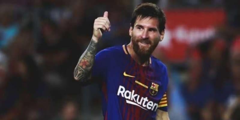 Lionel Messi Temukan Superstar Berikutnya Untuk Barcelona
