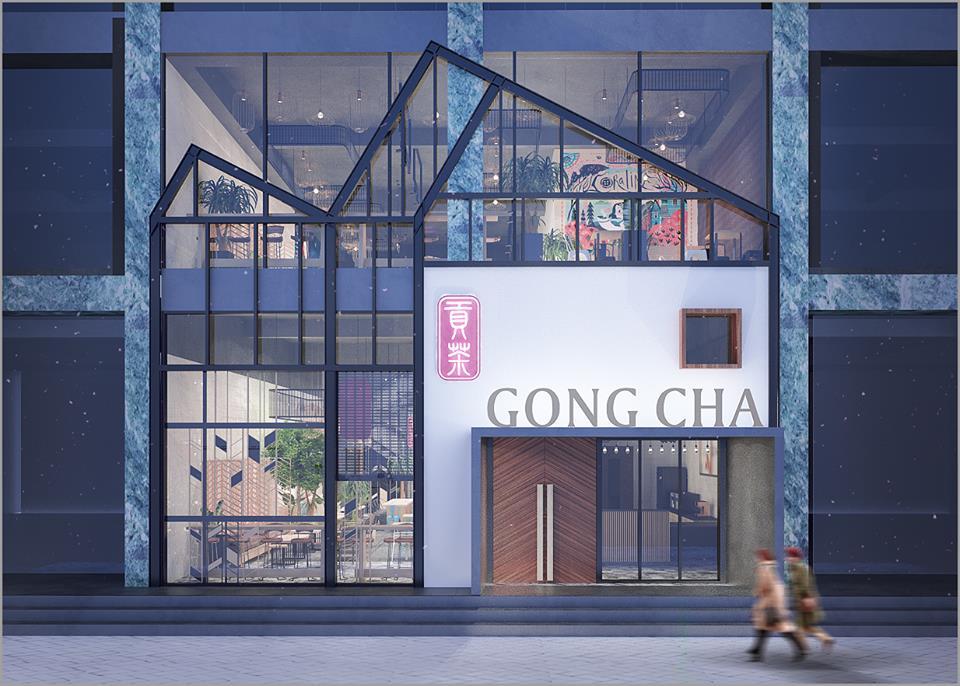 Gong Cha Thanh Hóa