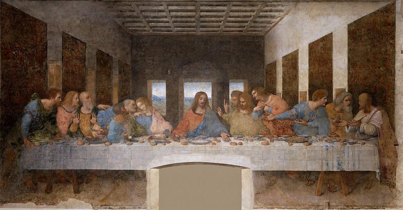 Leonardo da Vinci - The Last Supper (1495-1498)