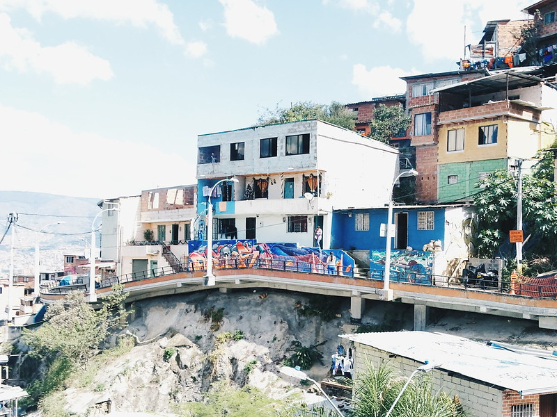 Comuna 13, Medellín • COL