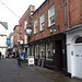 The Lichfield Vaults, Church Street, Hereford 20 December 2017