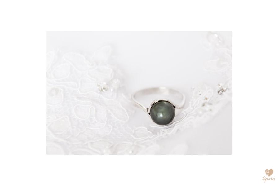 black pearl wedding jewellery