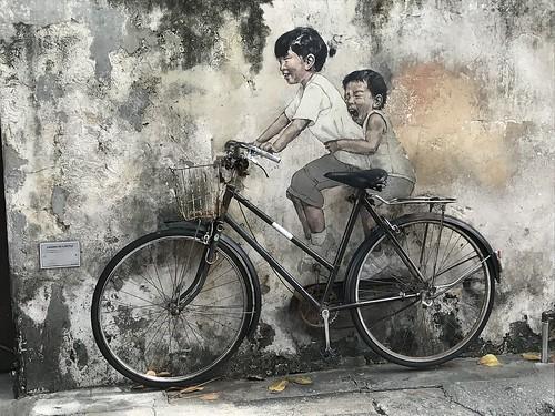 Tips for Seeing Street Art in Penang