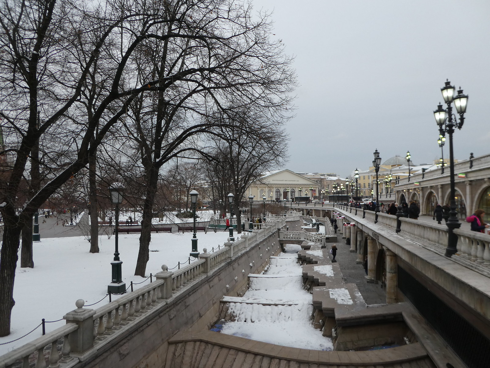 Alexander Park, Moscow