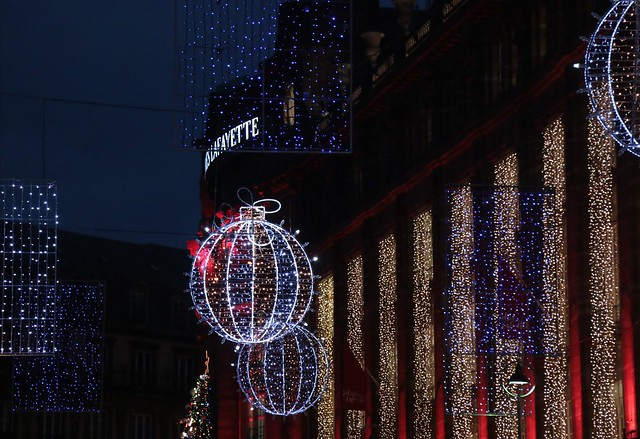 Galeries Lafayette Strasbourg
