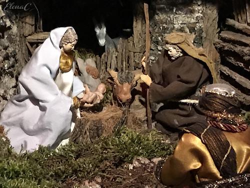 Presepe di Bevilacqua Presepio Natale