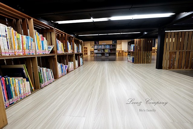 【台北親子免費景點】新北市立圖書館江子翠分館兒童室10