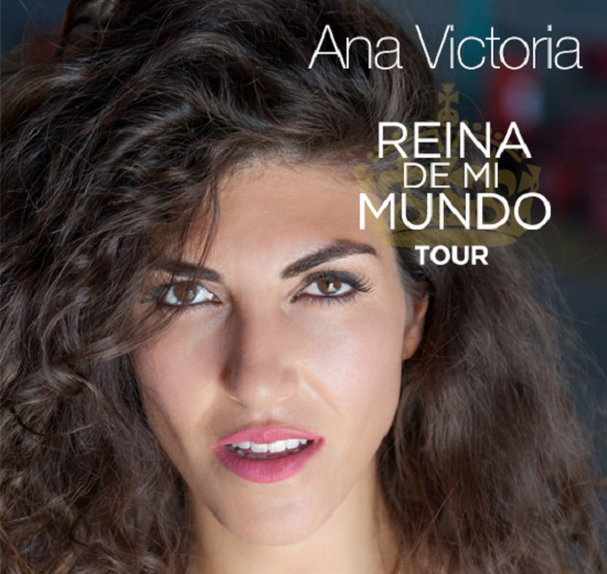 Ana Victoria Reina de mi Mundo / Teatro Diana.