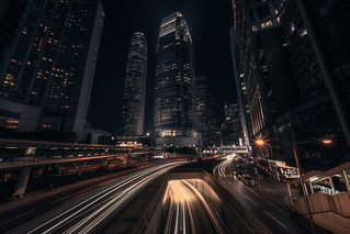 Speedlane, Hong Kong central