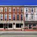 Salem, NJ - Historic buildings, 154-158 West Broadway