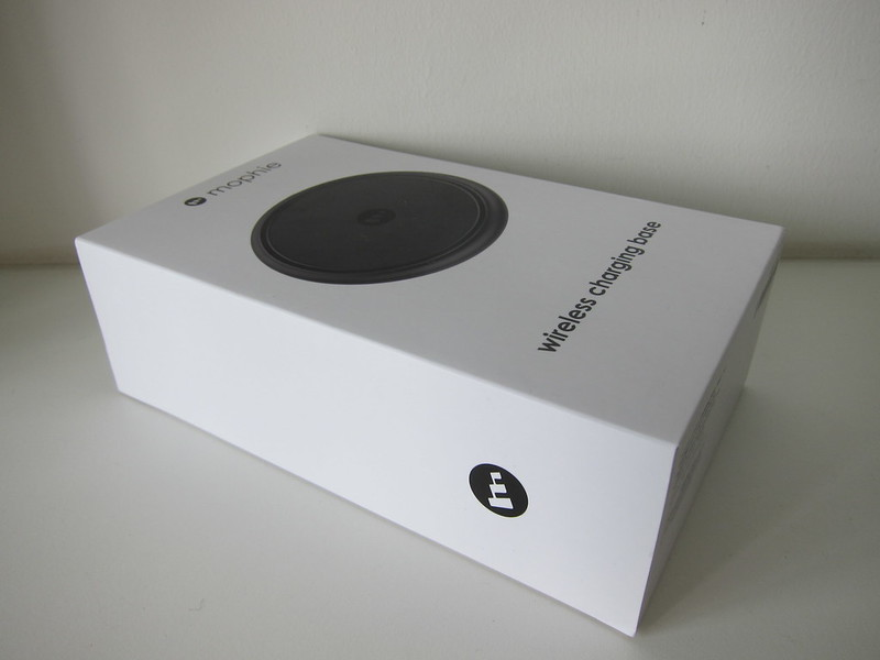 Mophie Wireless Charging Base - Box