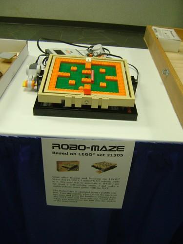 Robo-Maze