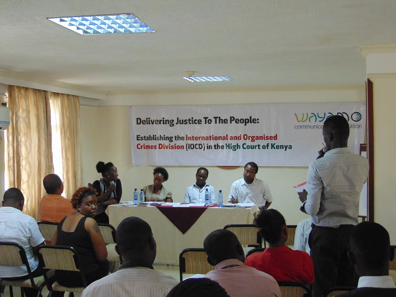 Mombasa Nov 2014 - Forum on Accountability and Justice