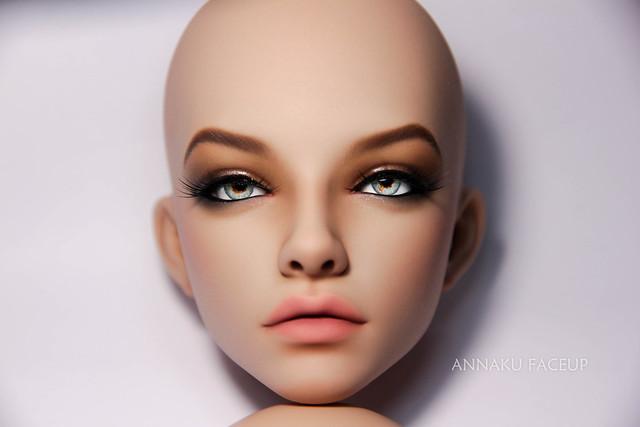 Iplehouse Wendy custom faceup