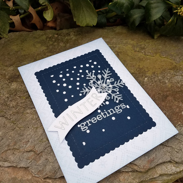 Winter Greetings Card 3