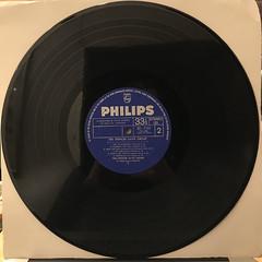 THE SPENCER DAVIS GROUP:THE SPENCER DAVIS GROUP ALBUM(RECORD SIDE-B)