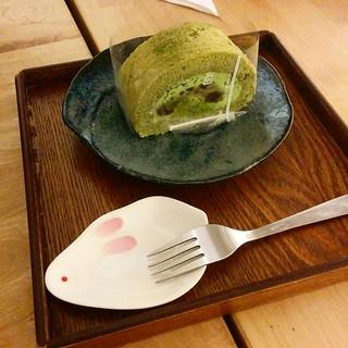 Dessert at Usagui tonight.