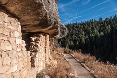 Walnut Canyon National Monument, AZ