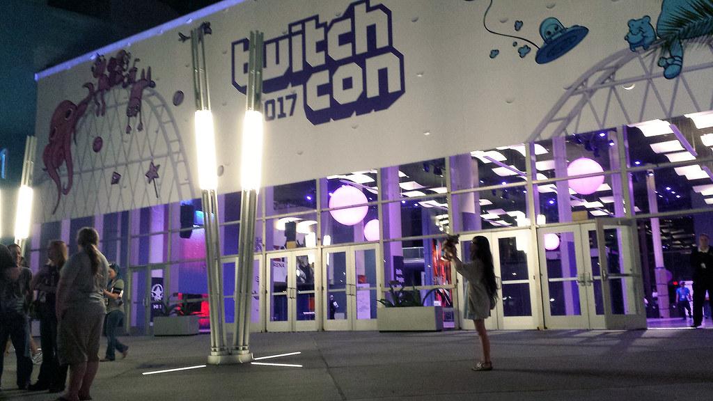 TwitchCon 2017 Prep, Day 3