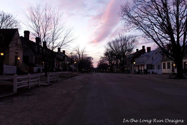 Williamsburg Holiday Promenade