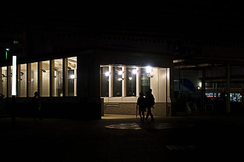 桜木町 夜景