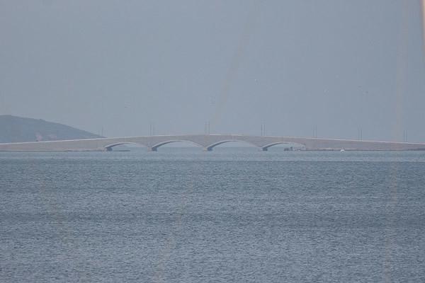 bridge to the islands