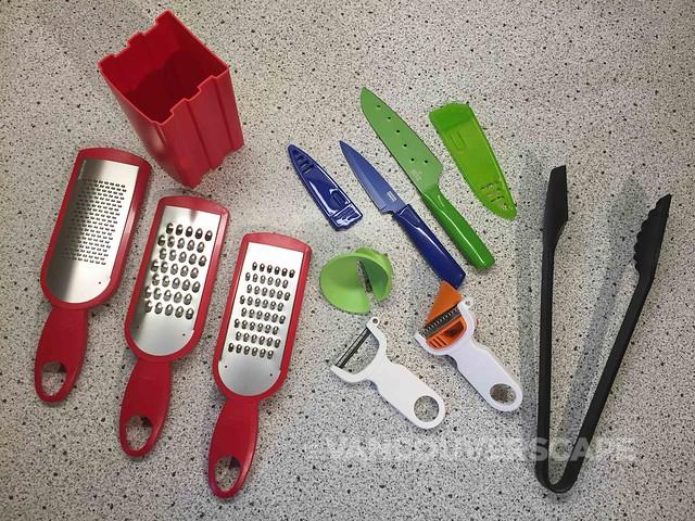 Kuhn Rikon kitchen gadgets