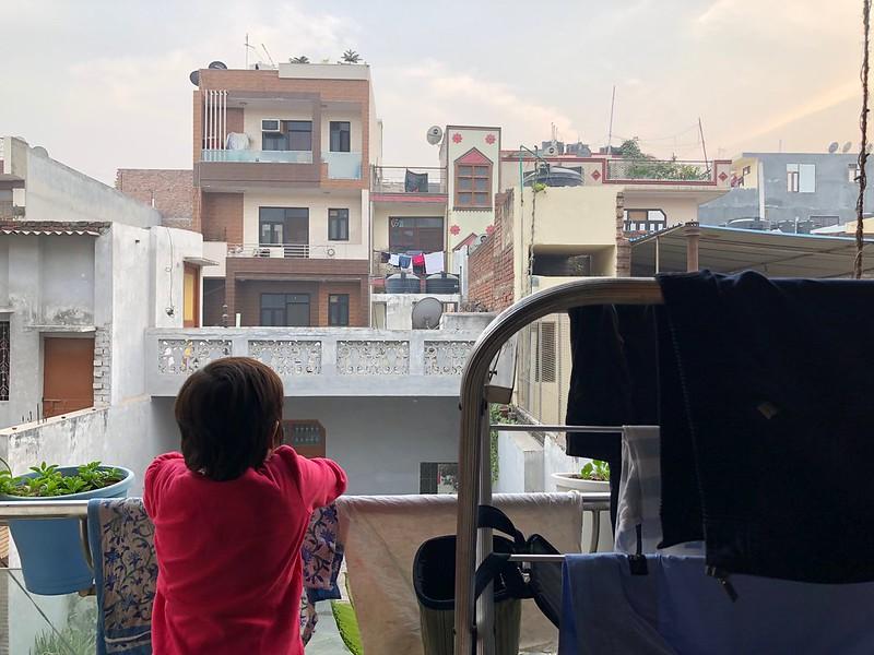 Delhi's Bandaged Heart – Cecilia Abraham, Raghu Nagar