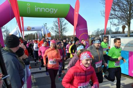 Seriál Innogy Winter Run startuje 13. ledna v Hradci Králové