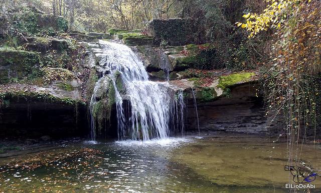 Camino Real de las Enderrozas y cascada de Irús (16)