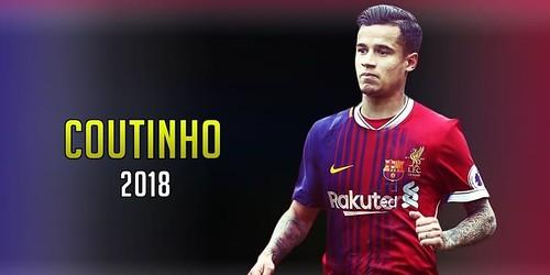 Philippe Coutinho Dipastikan Akan Bergabung Dengan Barcelona