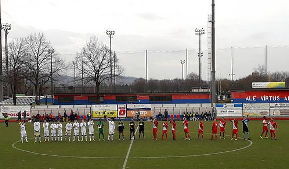 Virtus Verona-Mantova 3-2: match al cardiopalma, rossoblu Alé