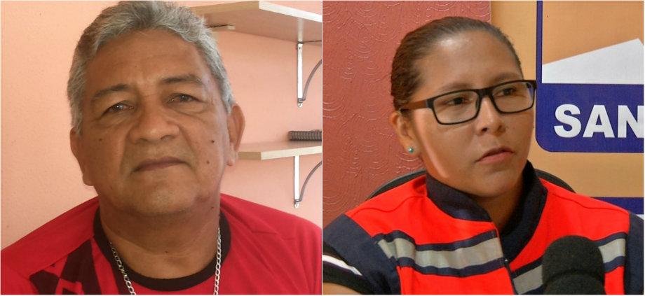 Pai assume a Defesa Civil em Santarém, e se junta à filha, chefe de seção, Trindade e Laura