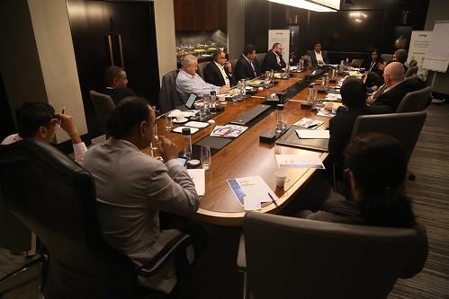 BroadcastPro ME / Amagi Roundtable