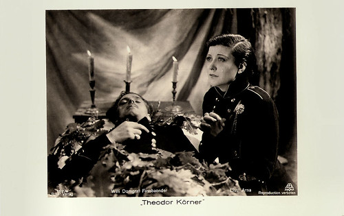 Lissi Arna and  Willi Domgraf-Fassbaender in Theodor Körner (1932)