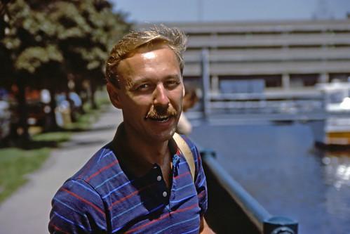 John, Charles River - 1985
