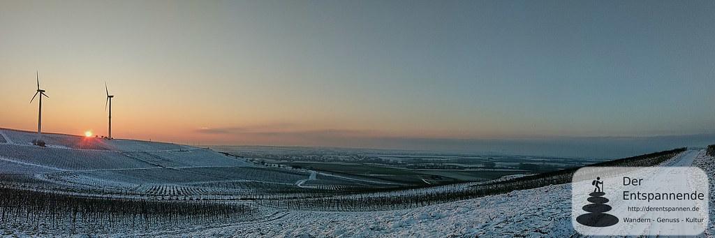 SunriseRun in und überm Selztal