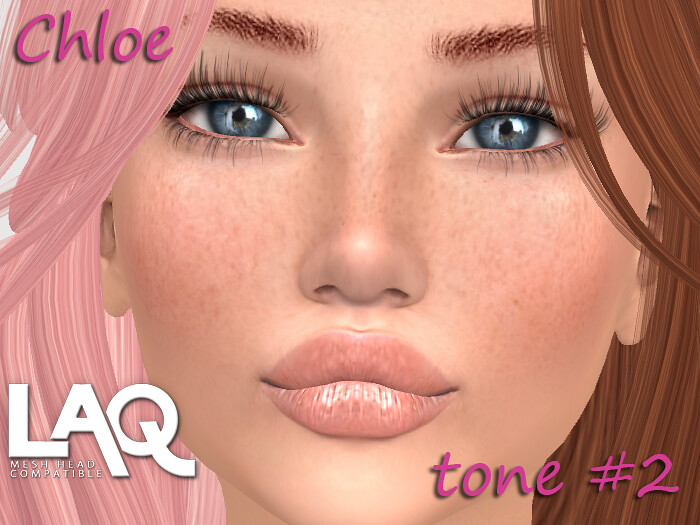Cheap & Chic! -Chloe tone #2- skin applaier LAQ