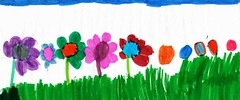 A Garden of Flowers